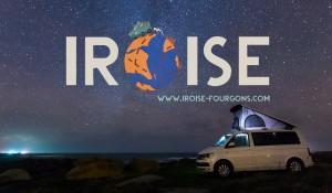 Publicité Iroise Fourgons