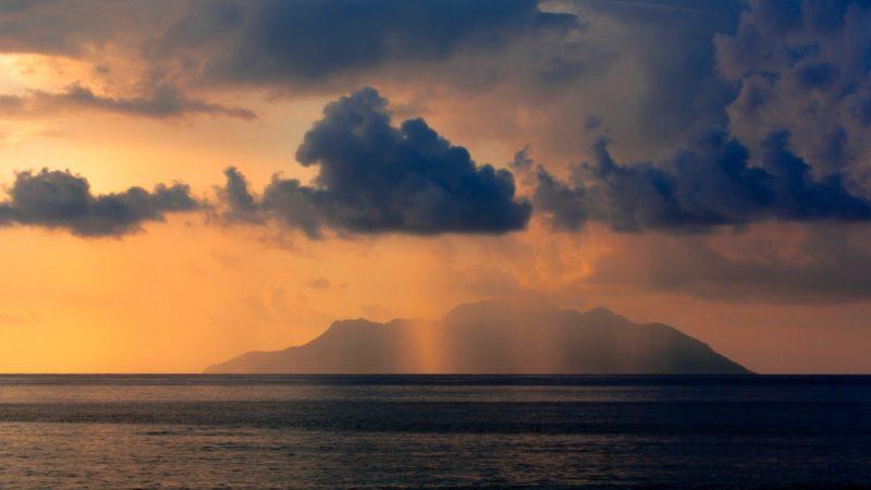 L'île Silhouette aux Seychelles