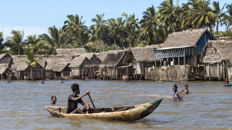 L'envoûtant canal des Pangalanes