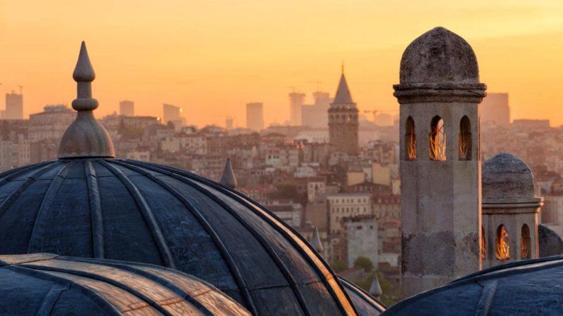 Quand Istanbul était romaine